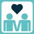 Als u gaat trouwen, een geregistreerd  partnerschap aangaat of gaat samenwonen
